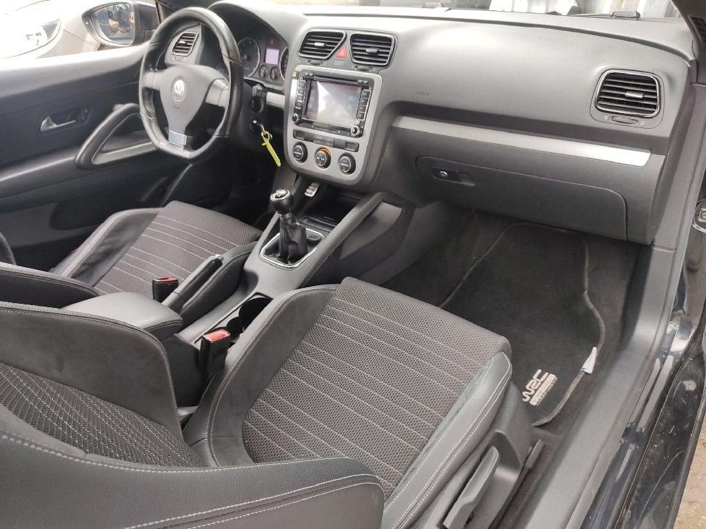 Volkswagen Scirocco 2.0 TSI 200 Sportline