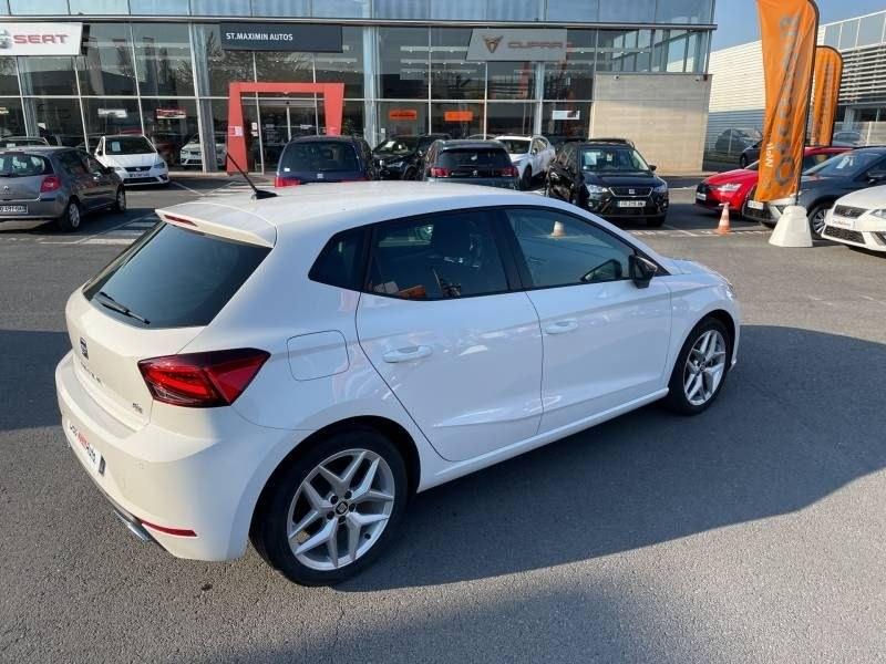 Seat Ibiza 1.6 TDI 95 ch S/S BVM5 FR