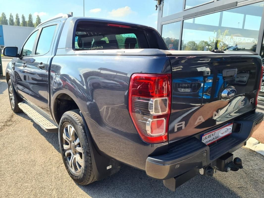 Ford Ranger 3.2 TDCI 200 CV DOUBLE CABINE BVA