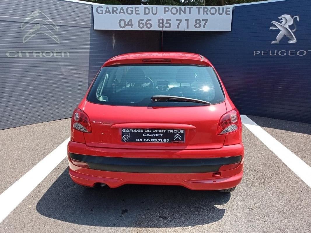 Peugeot 206+ 1.1 TRENDY 3P