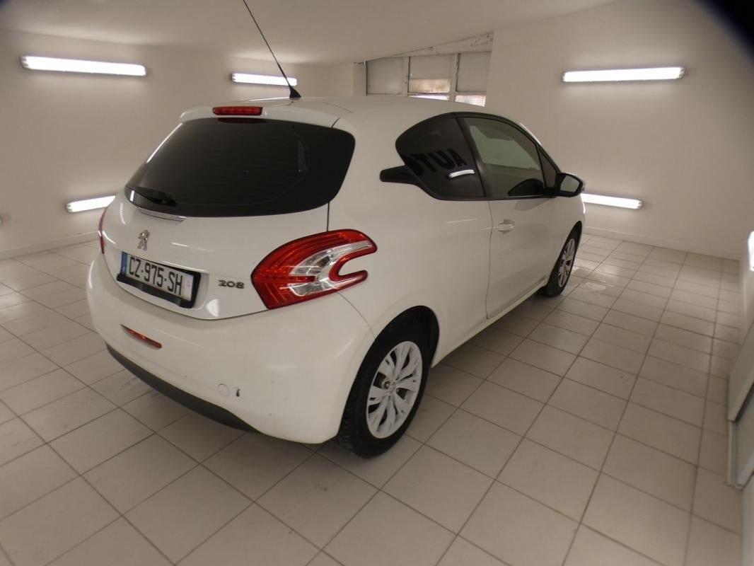 Peugeot 208 1.4 HDI FAP ACTIVE 3P