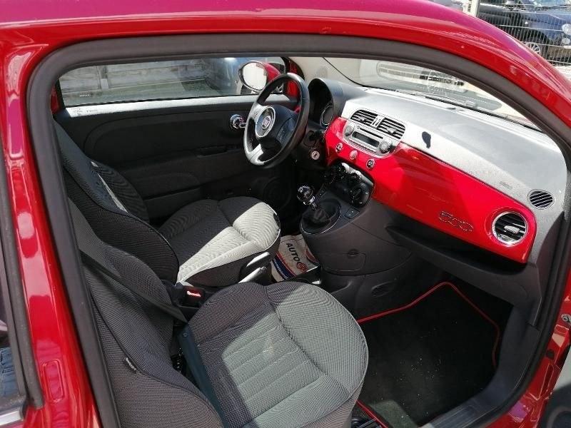 Occasion Fiat 500 LOUVECIENNES 78430