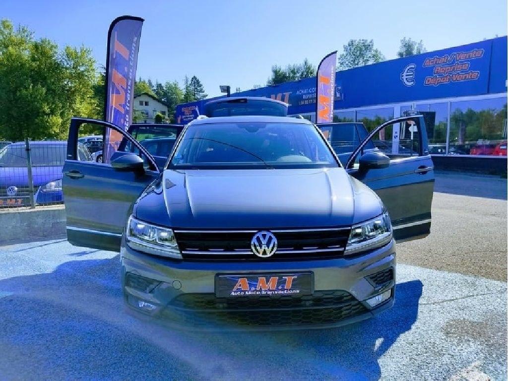 Volkswagen Tiguan 2.0 TDI 150 BMT Sound