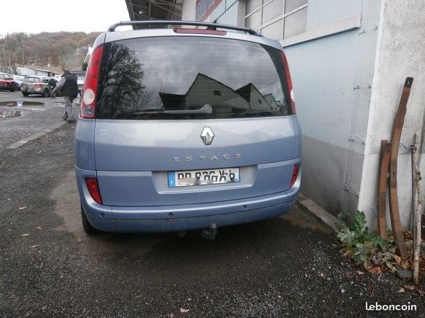 Occasion Renault Grand Espace ARPAJON SUR CERE 15130