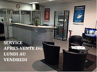 SERVICE APRES-VENTE