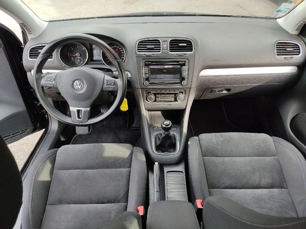 Volkswagen Golf 1.6 TDI 105 FAP CR Carat