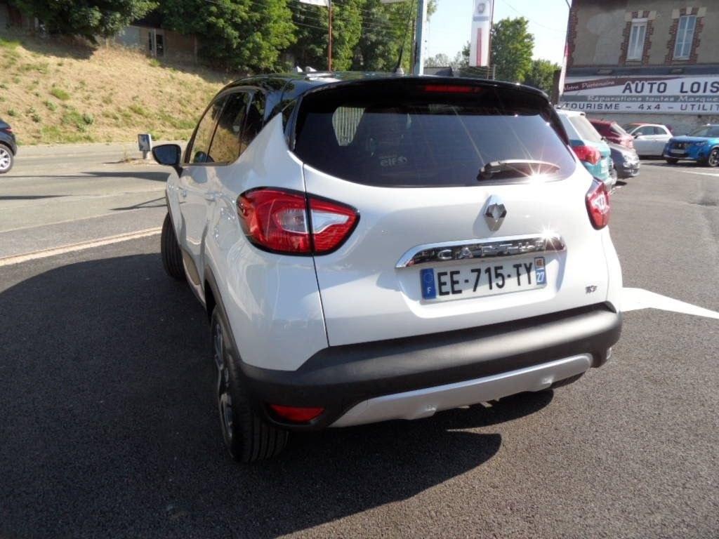 Renault Captur 12 Tce 120 WANE BOITE 6