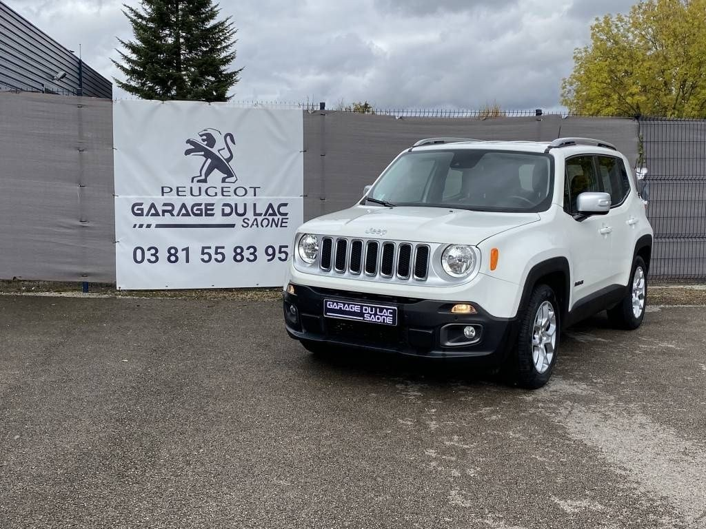 Jeep Renegade 1.4 MAir S&S 140 Limited