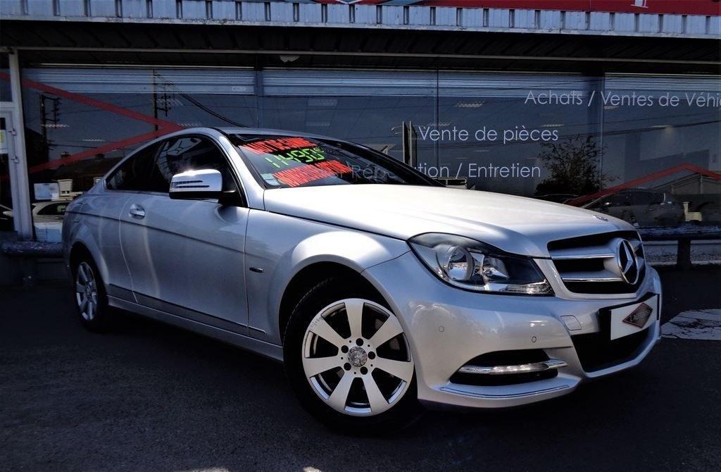 Mercedes Classe C 220 CDI 2.1 L 170 CH BLUE EFFICIENCY