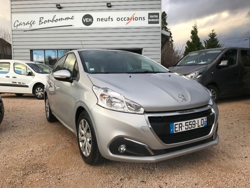 Occasion Peugeot 208 ST JUST ST RAMBERT 42170