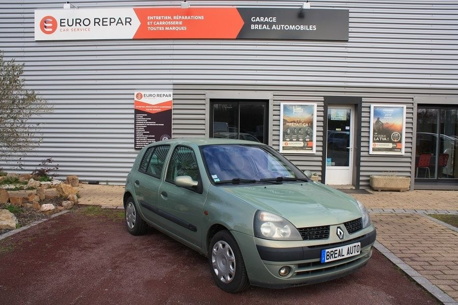Renault Clio II 1.5 DCI 65CH 5P