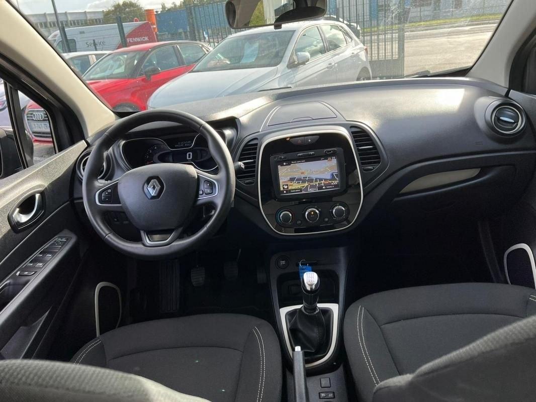 Renault Captur 1.5 DCI 110