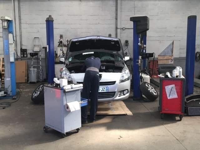 Garage automobile à Hérouville-Saint-Clair