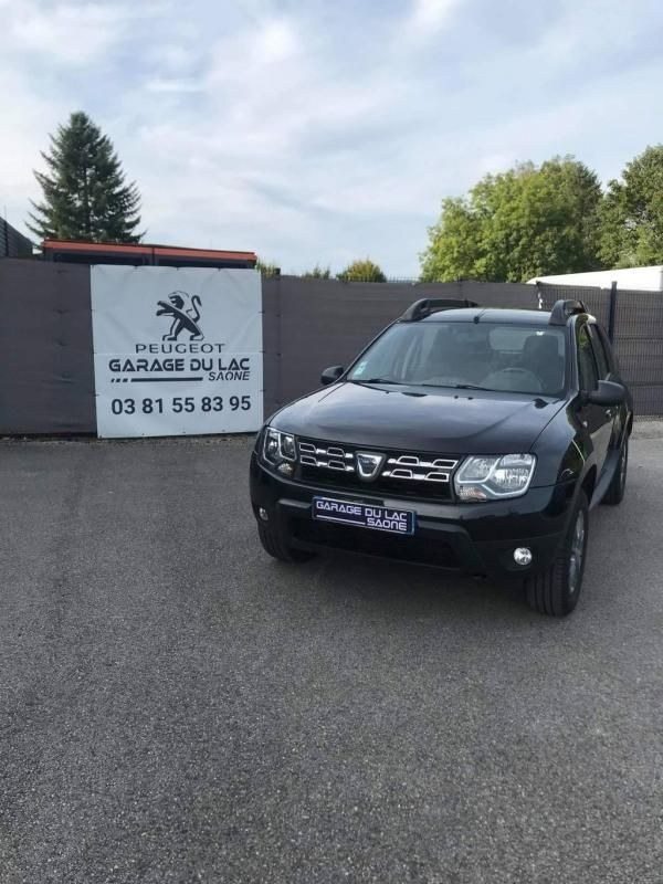 Dacia Duster 1 5 DCI portes