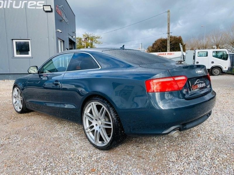 Audi A5 Coupé V6 TDI BVA8 190cv PACK RS5