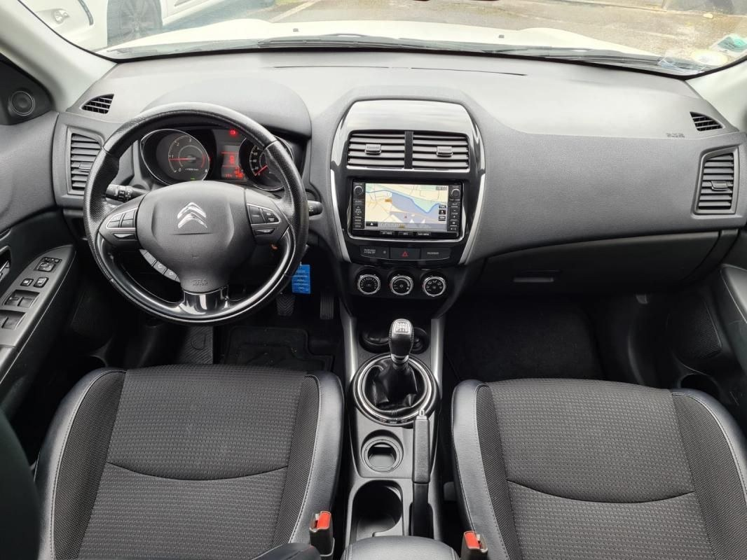 Citroën C4 Aircross 1.6 E-HDI 115 CV GPS CAM
