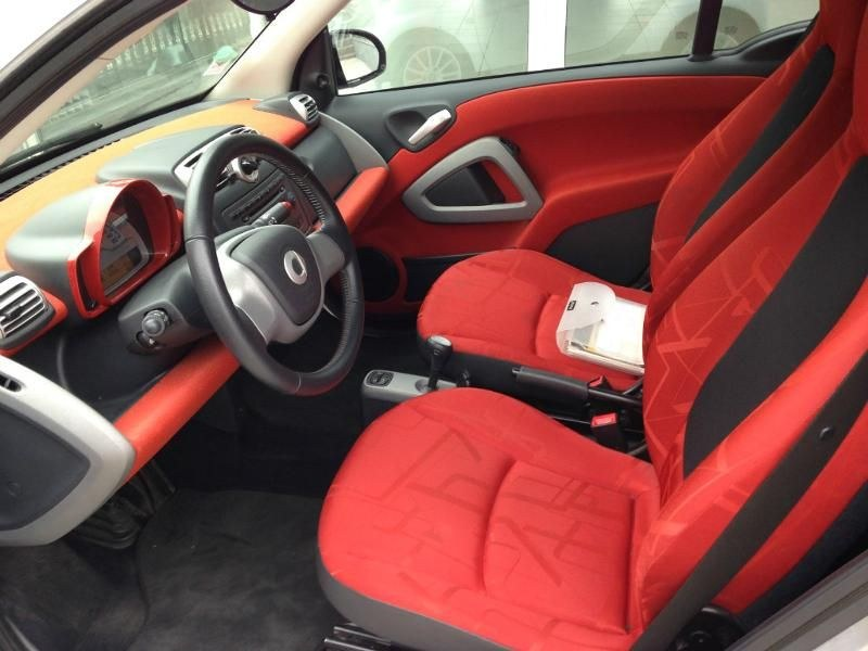 Occasion Smart Fortwo Cabriolet LOUVECIENNES 78430