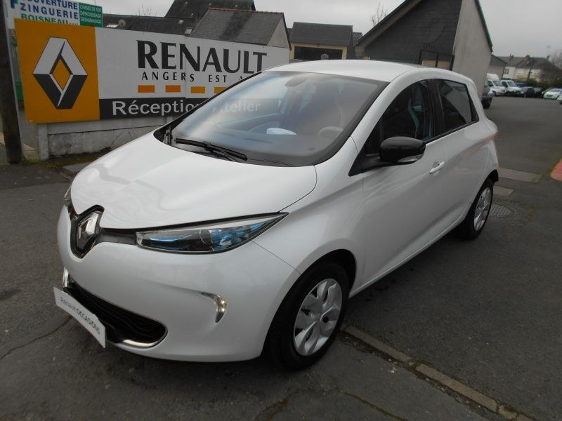 Occasion Renault Zoé ANGERS 49100