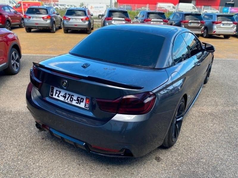 BMW Série 4 Cabriolet 430i 252ch M Sport