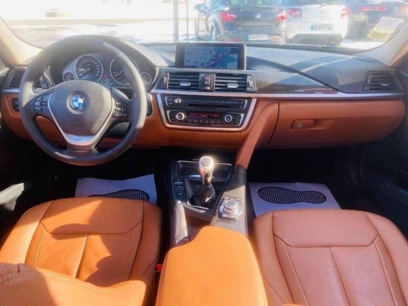 BMW Série 3 318D BVM6 LUXURY