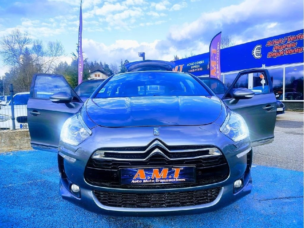 DS DS 5 HDi 160 Sport Chic