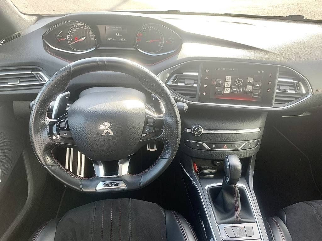 Peugeot 308 2.0 BLUE HDI GT 5 portes