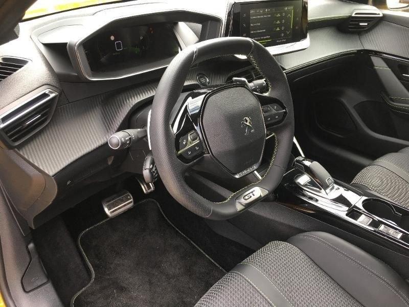Peugeot 208 1.2 PureTech 130ch S&S GT Line EAT8 7cv