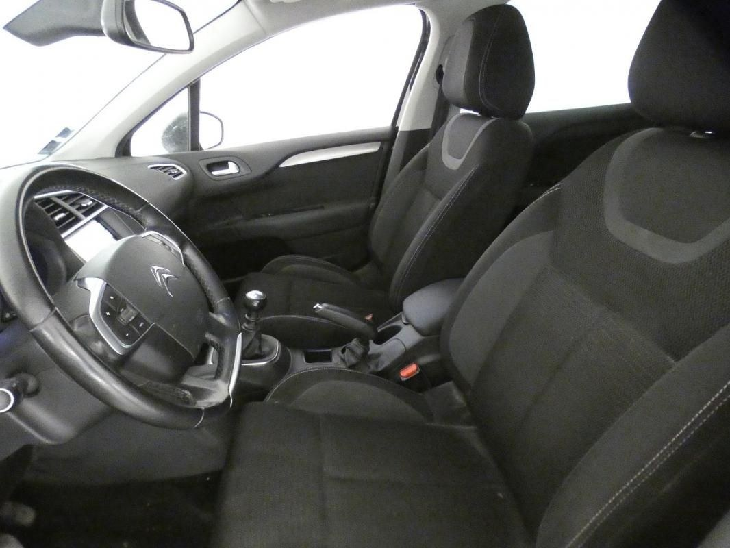 Citroën C4 BLUEHDI 120CH MILLENIUM BUSINESS S&S