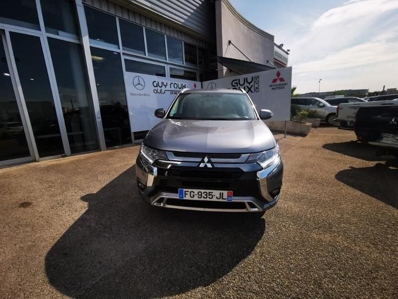 Mitsubishi Outlander PHEV Twin Motor Business 4WD