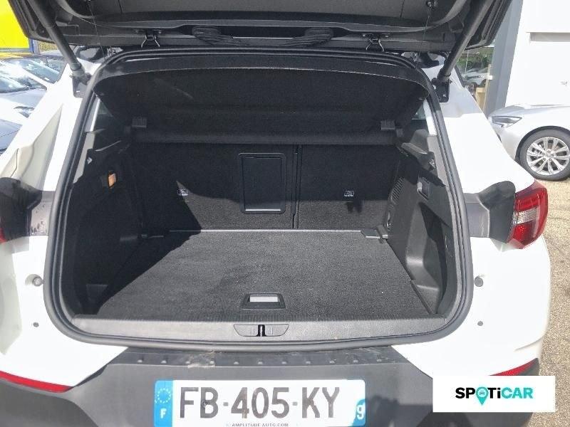 Opel Grandland X 1.2 Turbo 130ch ECOTEC Ultimate