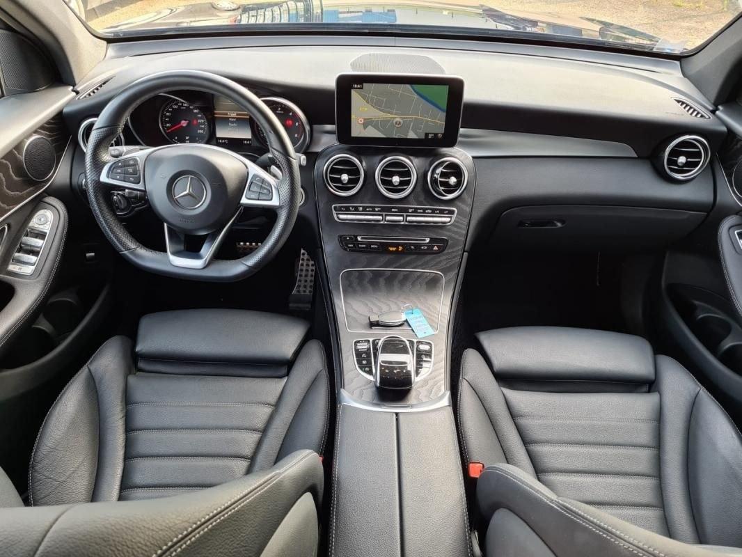 Mercedes classe glc 250 D 204 CV 4 MATIC BVA GPS