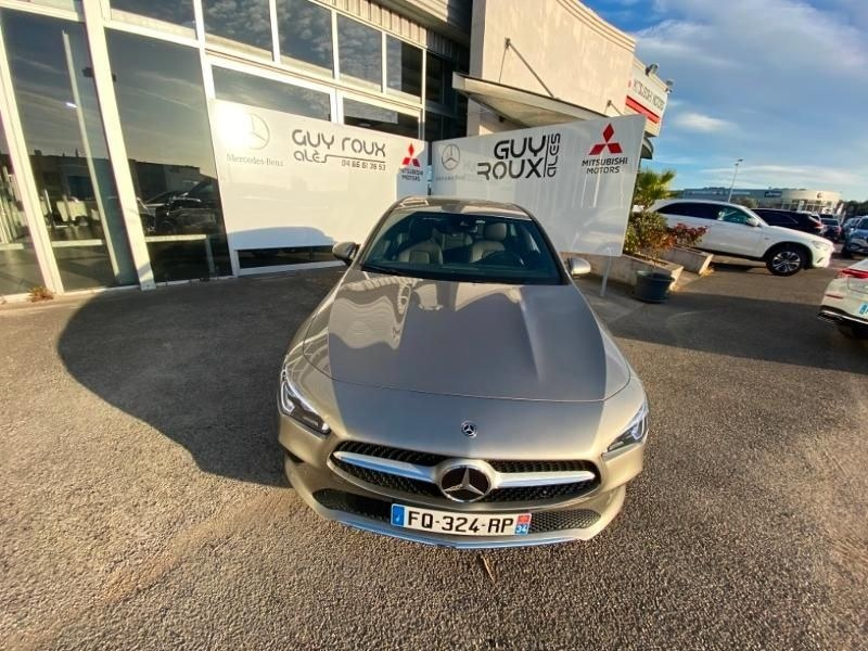 Mercedes CLA Shooting Brake 180 d 116ch Business Line