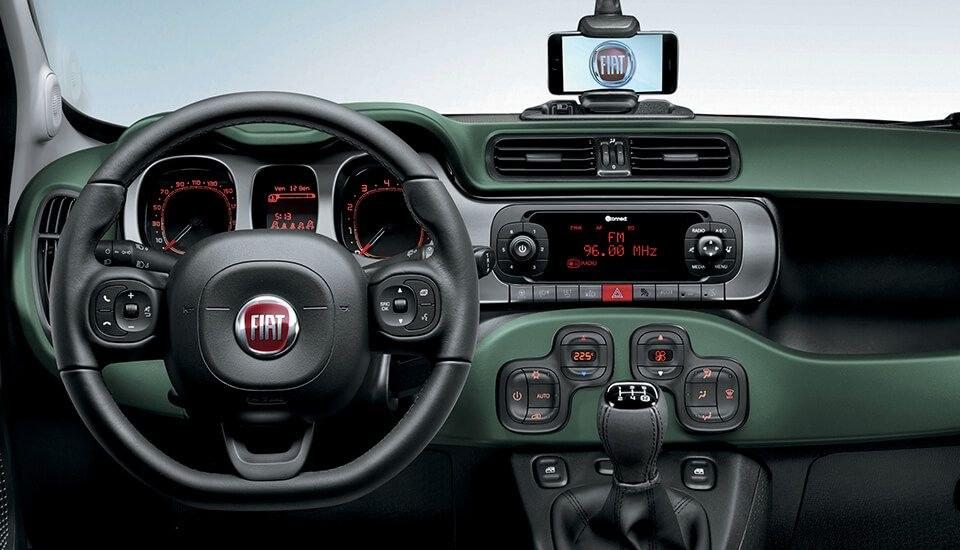 Annonce FIAT PANDA 4X4