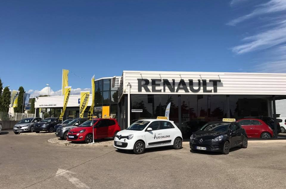 Renault auto challenge la ciotat ceyreste cassis saint cyr athelia