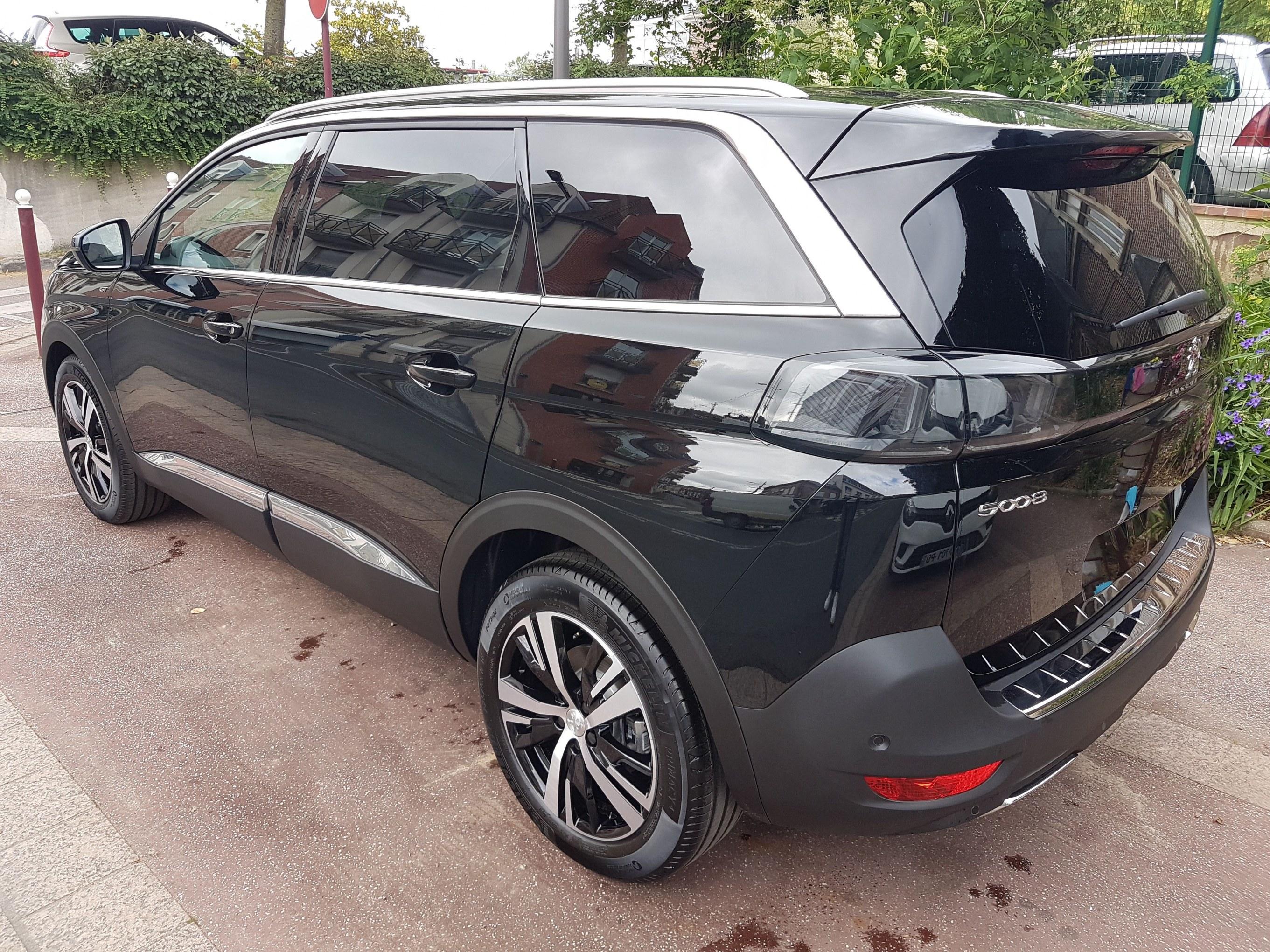 Mandataire auto Beauvais Peugeot 5008 Gt 1.5 Bluehdi 130cv Eat8 2