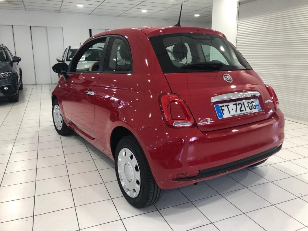 Fiat 500 1.0 - 70 HYBRID POP