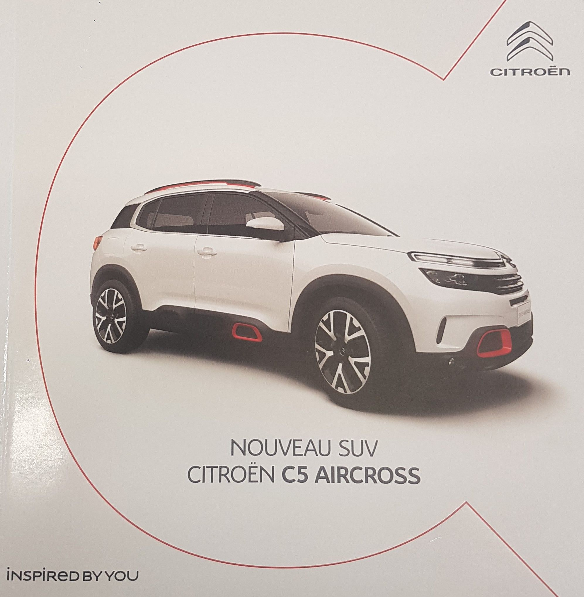 c5 aircross - véhicules neufs - mordelles