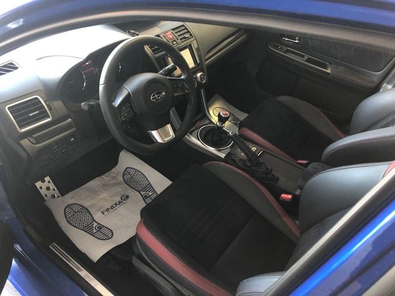 Occasion Subaru WRX STI NANTEUIL LES MEAUX 77100