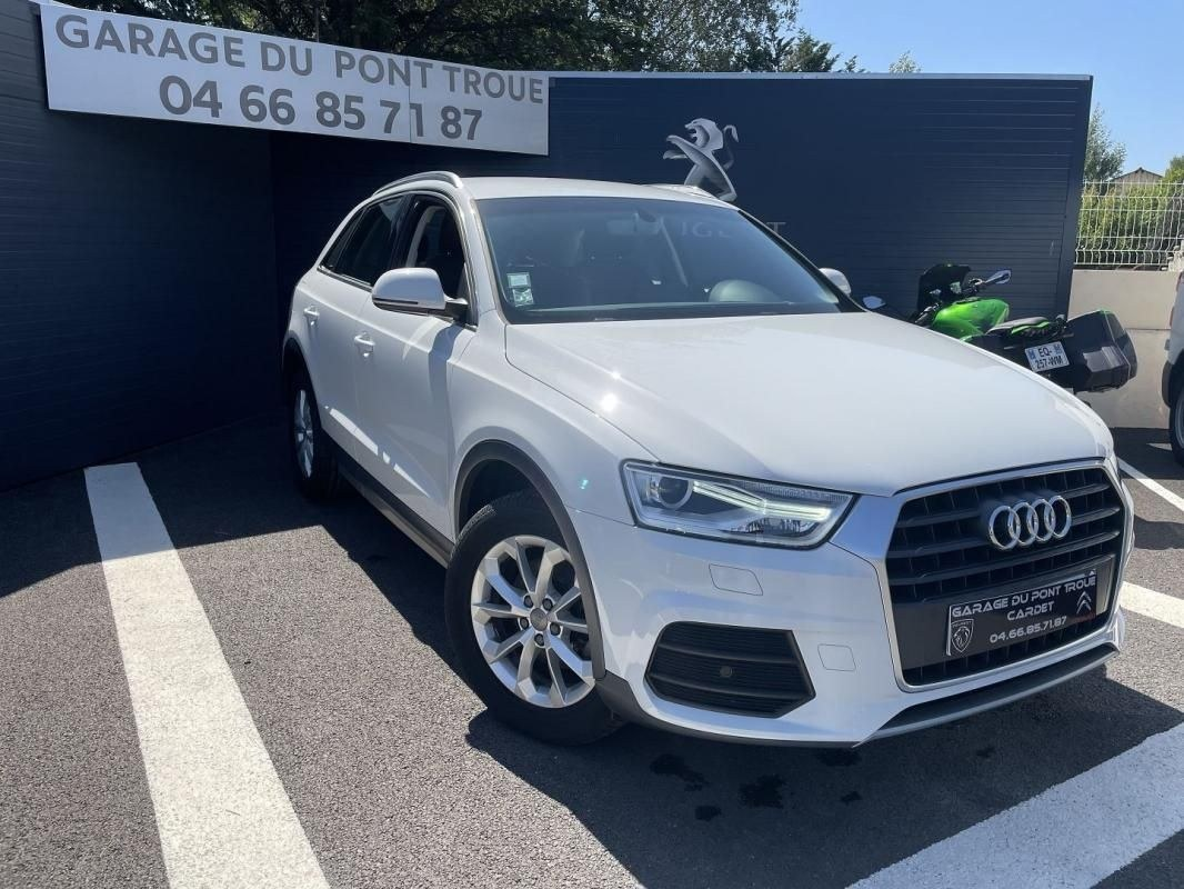Audi Q3 2.0 TDI 150CH ULTRA AMBITION LUXE