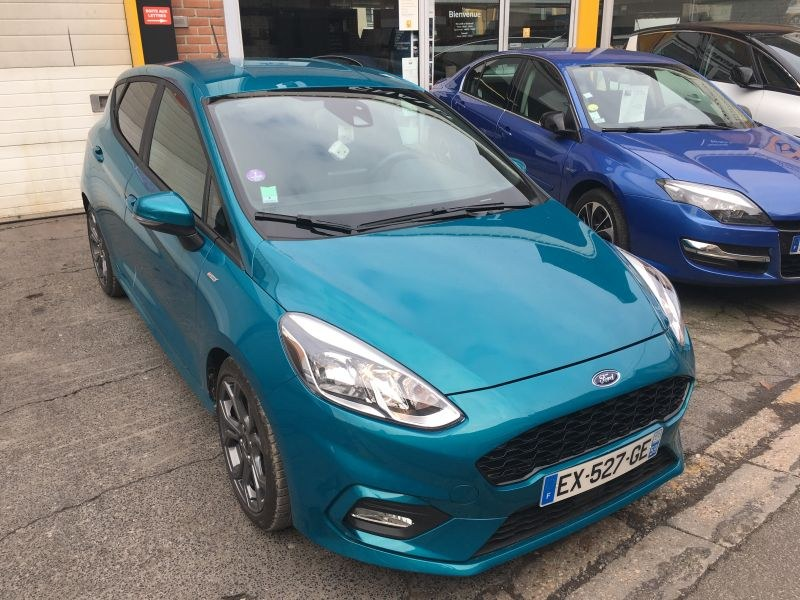 Occasion Ford Fiesta roncq 59223