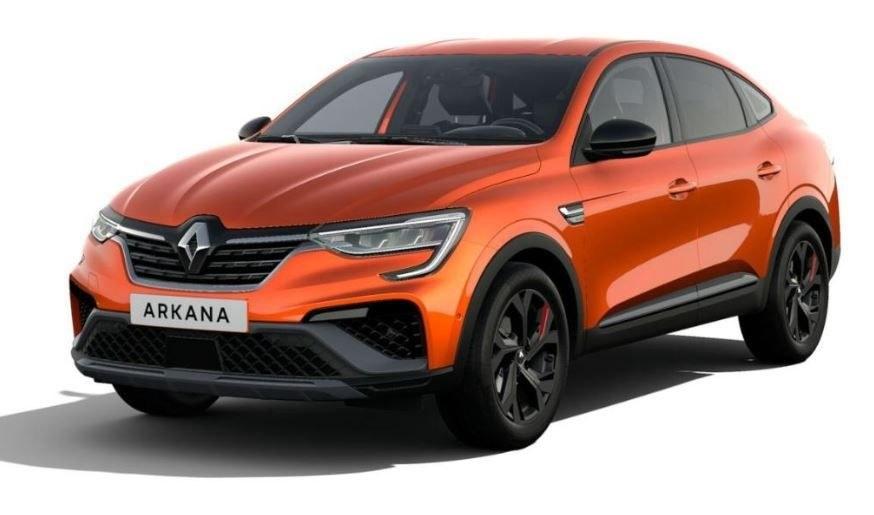 Mandataire auto Beauvais Haut De France Renault Arkana Intens Rs Line Tce Hybrid Etech  3