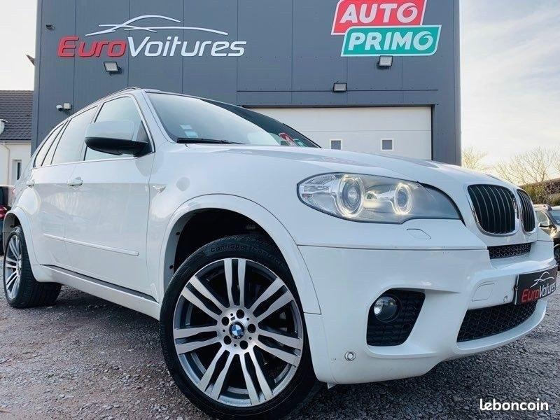 BMW X5 30SD 258cv BVA 8 M SPORT DESIGN