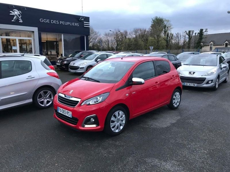 Occasion Peugeot 108 ST CONTEST 14280