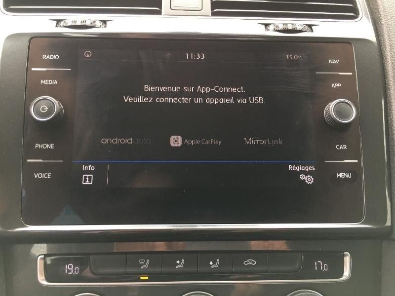 Volkswagen Golf 1.6 TDI 115ch BlueMotion Technology FAP Confortline Business 5p