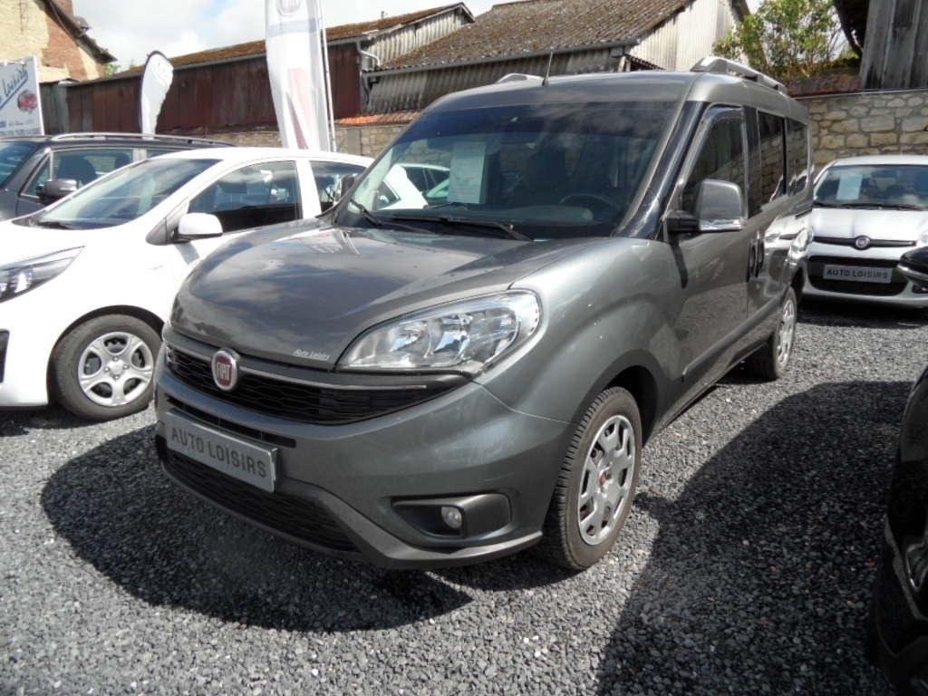 Fiat Doblo 16 M-JET 105 LOUNGE PACK BOITE 6