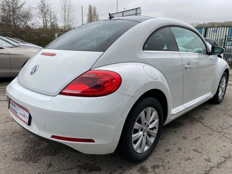Volkswagen New Beetle TSI