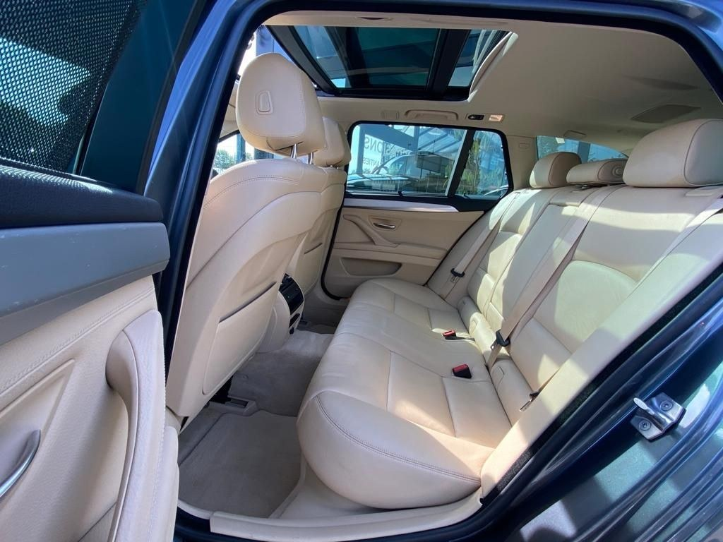 BMW 520d SERIE 5 520 DA TOURING 190 CV BVA CUIR GPS CAMERA TO