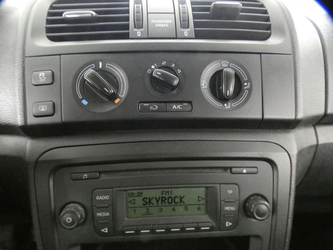 Skoda Fabia 1.6 TDI90 FAP TOUR DE FRANCE