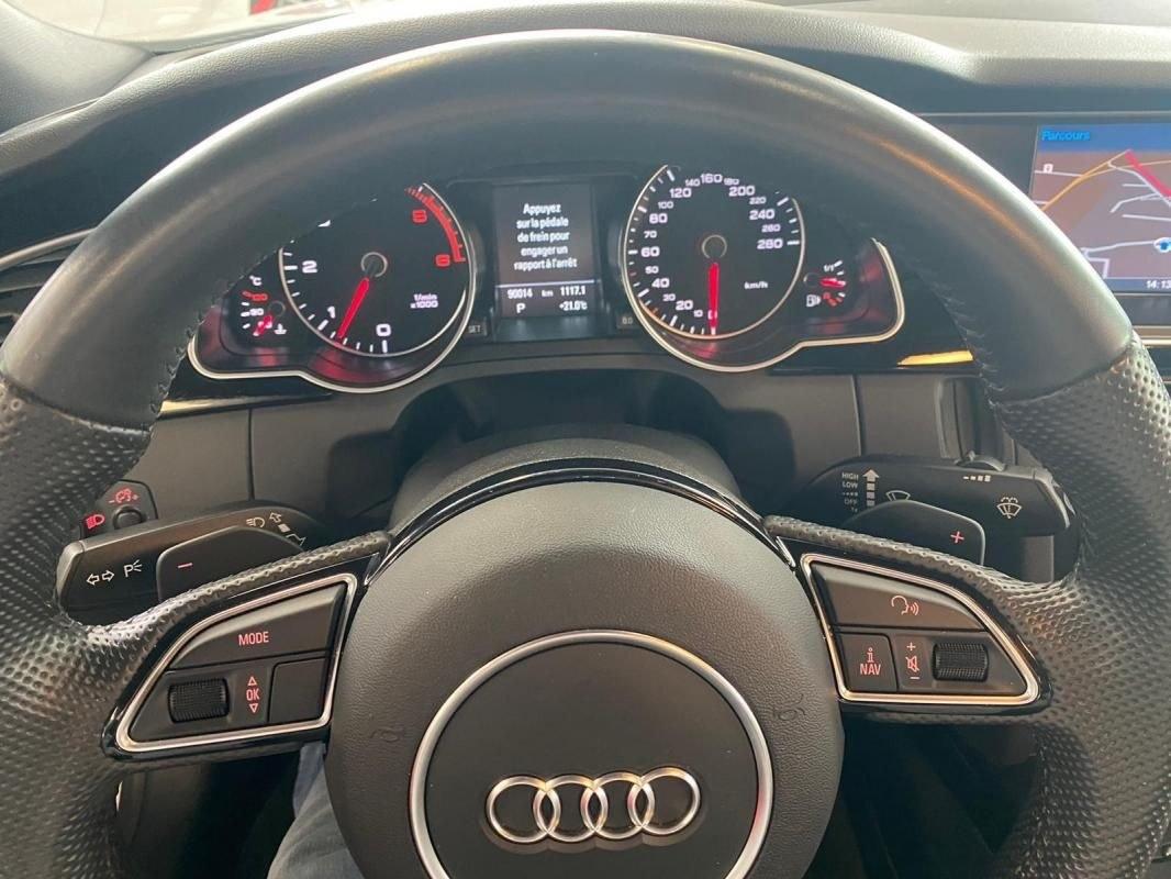 Audi A5 Coupé V6 TDI 245CV DTM 1/300 QUATTRO BVA
