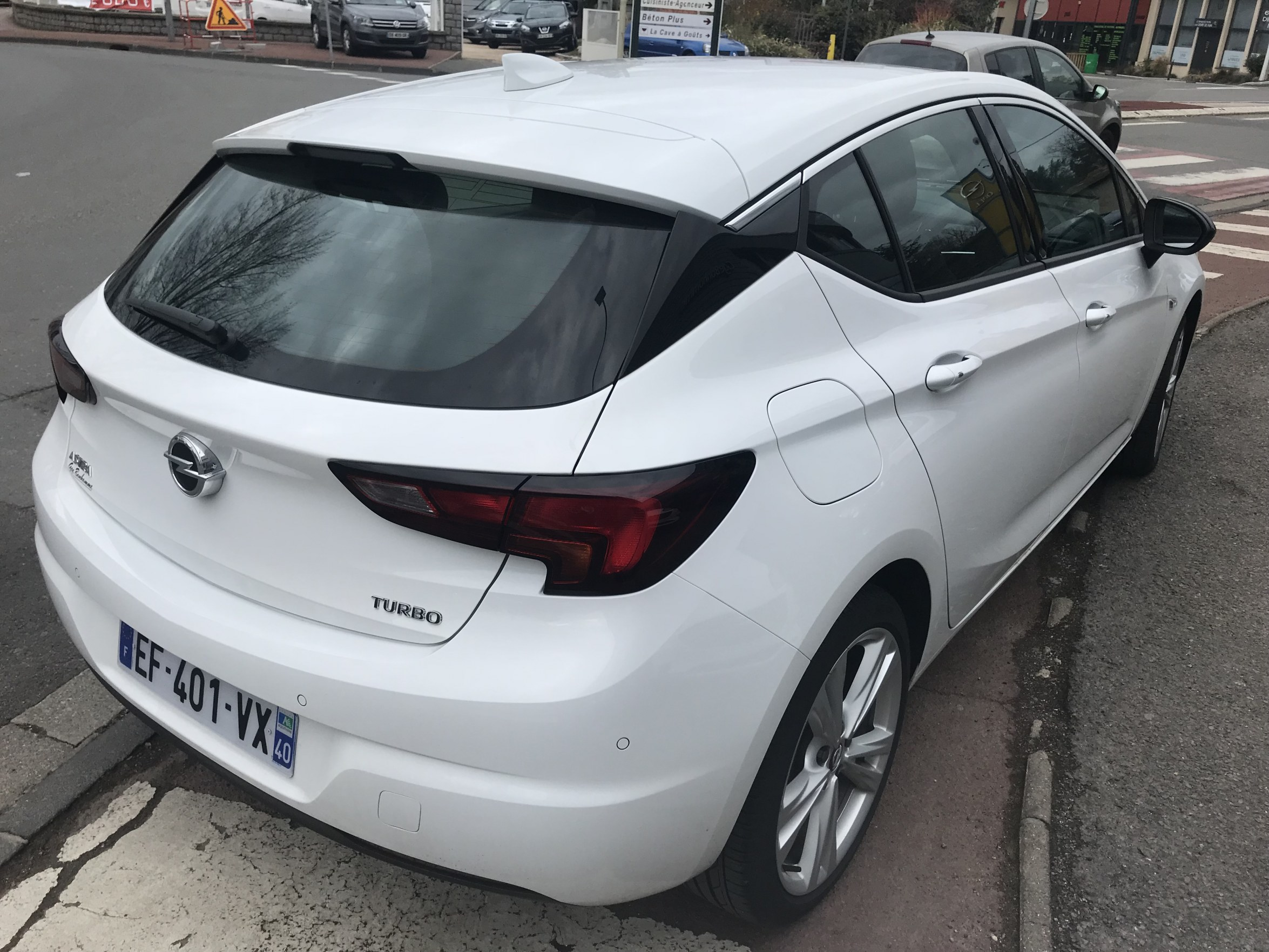 Occasion Opel Astra ST JUST SUR LOIRE 42170